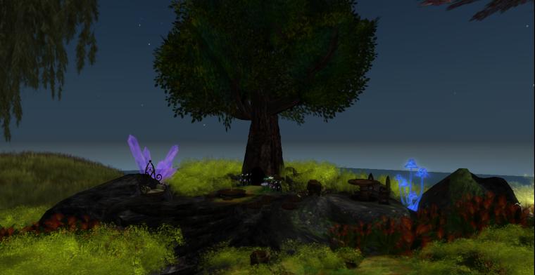 The Magic Tree Reading Spot