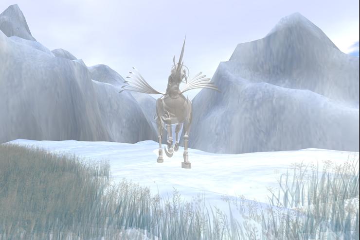 The Unicorn by Nessuno Myoo