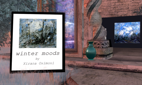 Winter Moods at Ce Soir Arts - Xirana 2