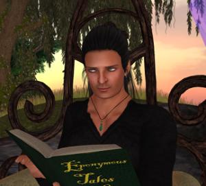 Russell Eponym, Poet Laureate of Ce Soir Arts