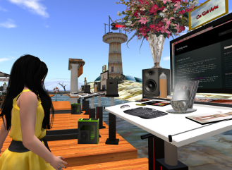 Mireille's BlogDesk at LEA11
