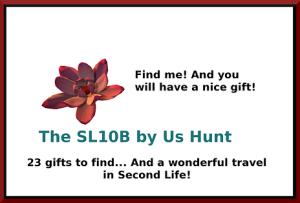 SL10B HUNT!