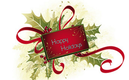 Happy Holidays from your friends at Ce Soir Arts!