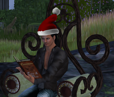 Russell Reads - Christmas Eve at The Magic Tree