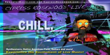 CypressRosewoodCHILLposter