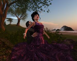 Aeon & Mireille Dancing at the Ce Soir Sim