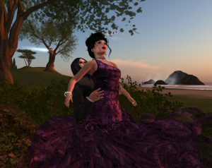 Aeon & Mireille Dancing at the Ce Soir Sim
