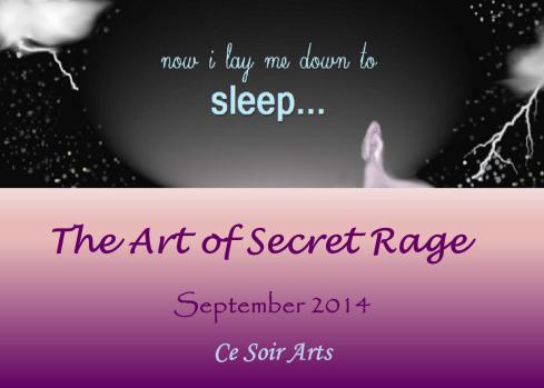 Stunning exhibit from Secret Rage open through September...
