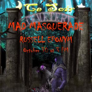 The MAD MASQUERADE 2014