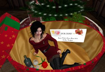 Merry Christmas, Aeon!