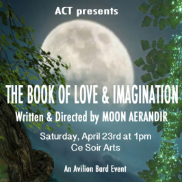 Book of love rev Ce Soir Arts