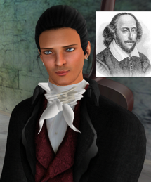 Russell - Shakespeare Composite 1