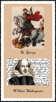 St. George & Shakespeare