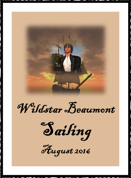 Wildstar Beaumont with SAILING at Côte de la Mer Galerie & Lawn