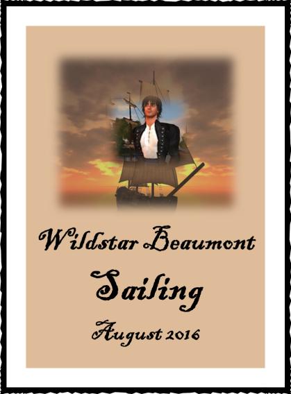 Wildstar Beaumont with SAILING at Côte de la Mer Galerie & Lawn