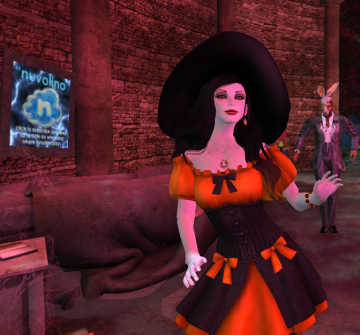 Sweetest witch on the grid - SYRAH!