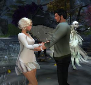 Veronica & Richie Dancing
