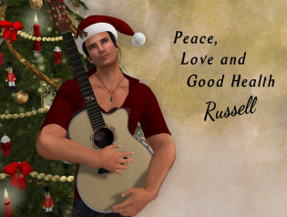 RUSSELL's Holiday Greeting 2016